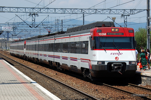 renfe_cercanias_レンフェ_セルカニアス